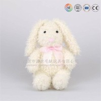 Stuffed&Plush Animal White Bunny baby Bunny Toy Cute Rabbit Toys