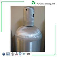 50l Aluminum Oxygen, Nitrogen, Argon Cylinder with Good Quality for Selling