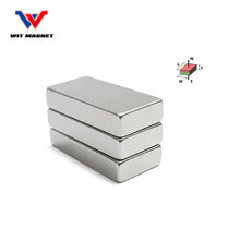 block/Rectangular Strong Neodymium Magnets 50x25x12mm N52