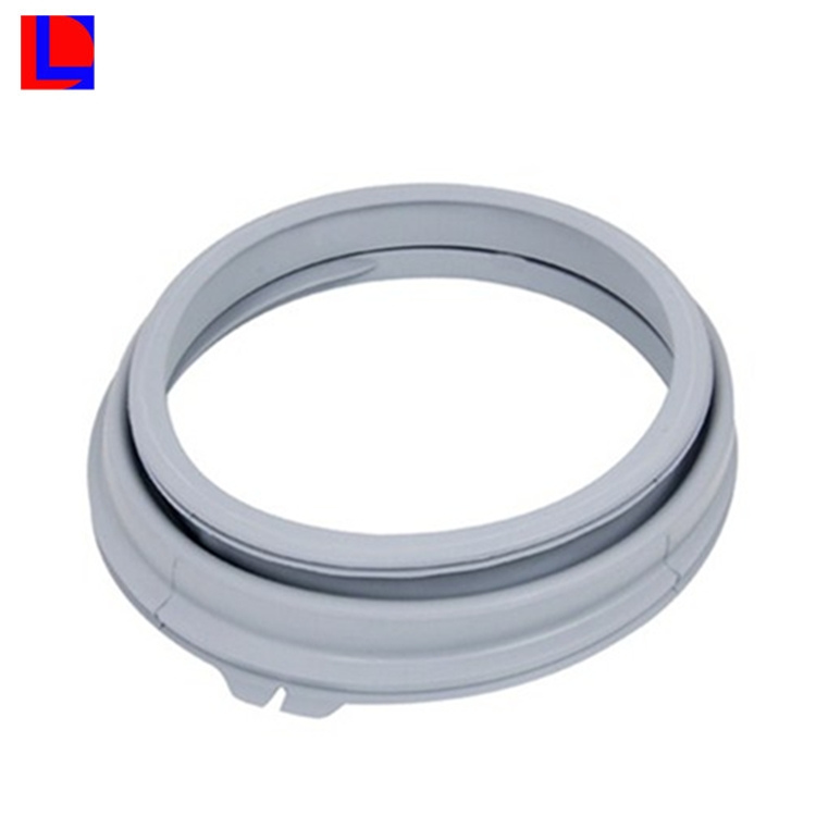 Round flat custom-making rubber gasket for washing machine