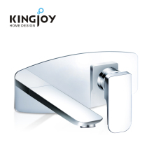 China factory toilet sanitary ware bathroom brass cupc sink faucet single lever wall basin mixer bath taps