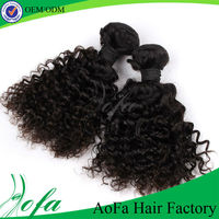 2013 new arrival virgin mongolian kinky curly hair