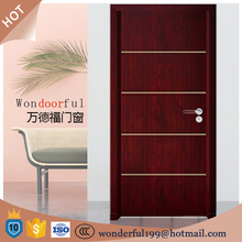 china manufacturer wpc wood plastic composite panel door design