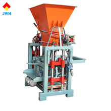 china supplier widely used concrete block making machine for sale in usa