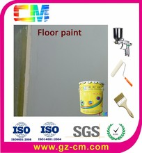 Abrasion resistant high build excellent performance Epoxy resin Floor paint