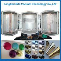 silver reflector coating machine for plastic/metalizer machine film/resin item vacuum coating machine