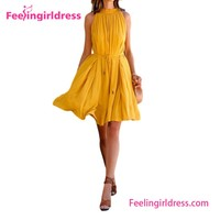 Latest Party Casual Wear New Fashion Dress For Girls