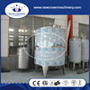 Low cost SUS304 / SUS316 commercial drinking water purification machine