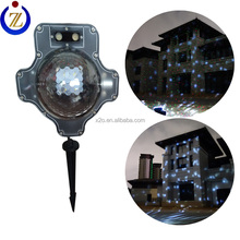 Special Design holiday decorative product outdoor snowfall lighting with TUV certificated