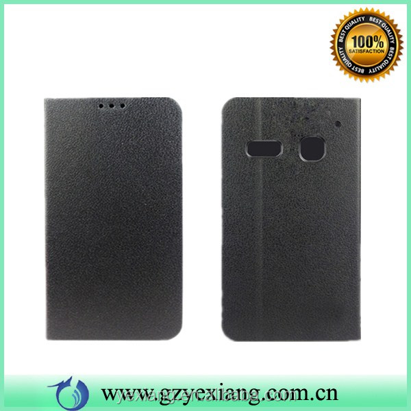 Fashion Design Leather Case For Alcatel One Touch S Pop OT-4030D Back Cover