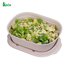 Wholesale Cheap China Catering Serving For Restaurant Biodegradable Plastic Packing Paper Dishes