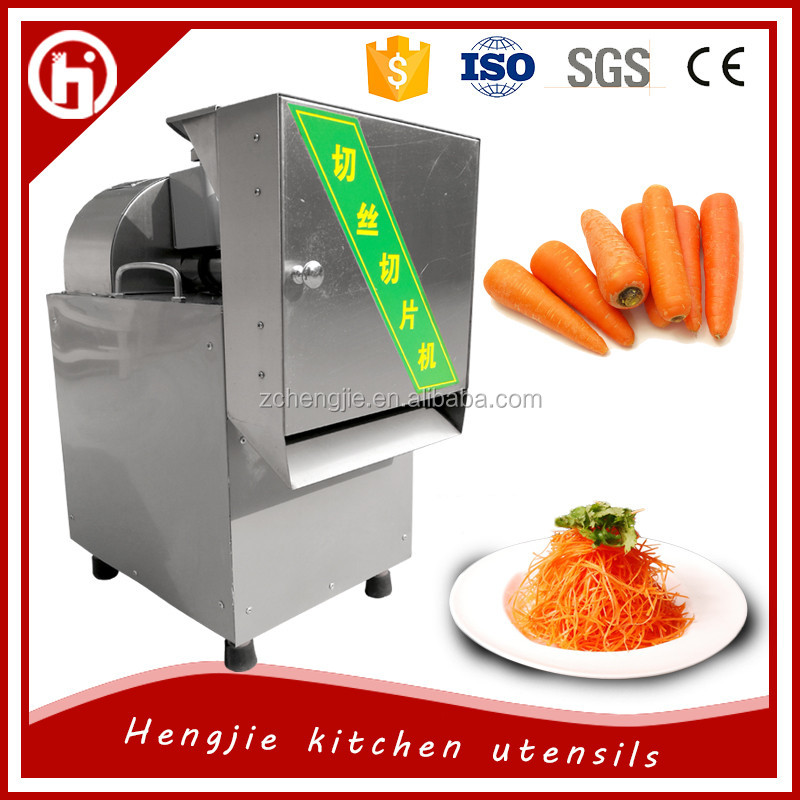 Industrial potato chips slicermachine / carrot slice machine / electric potato chipper