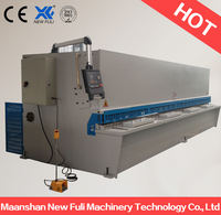 CNC Hydraulic guillotine electric sheet metal cutter,hand operated cutting machine,shearing machine