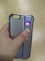 New Cigarette Lighter Phone Case With USB For Iphone6/ for 5,cigarette lighter case,lighter mobile phone case