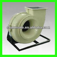 High pressure anticorrosion FRP centrifugal exhaust fan