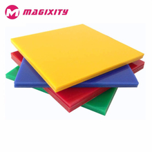 colorful extruded clear acrylic perspex/curved acrylic sheet pmma sheet