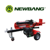 GL-40T gasoline log splitter Wood Processor with Honda/Kohler/Ducar brand engine
