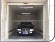 Stainless steel car lift from China