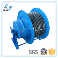 Spring Loaded Retractable Cable Reel Electric