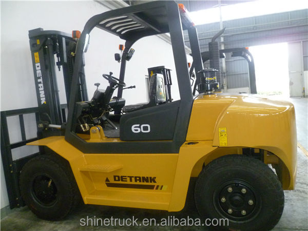 purchase Capacity 6Ton Forklift/buy Diesel Forklift