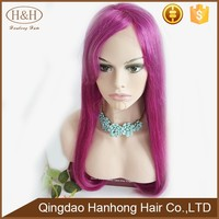 2016 New product beautiful colour Wholesale cheap virgin hair full lace wig for women