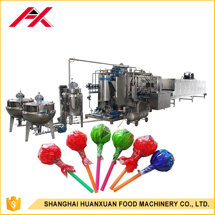 China Wholesale Ball Lollipop Candy Forming Machine