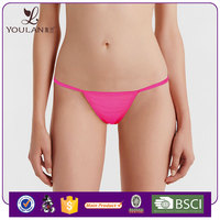 High Quality Ladies Cotton Thong
