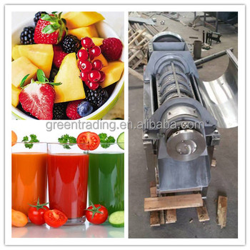 Hot selling top juicer with 201 stainless steel