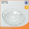 clear glass salad plate dessert plate decorative tableware