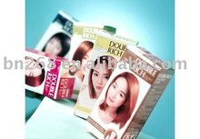 2013 Hot sale cosmetic paper box packaging