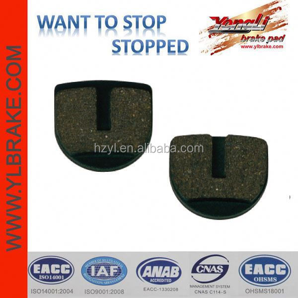 YL- 104 3 26''mountain bike brake pads for PROMAX DSK-950