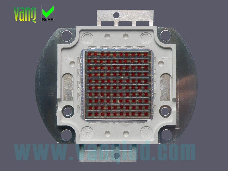 Factory supply 100W high power led grow chip diode 660nm 630nm