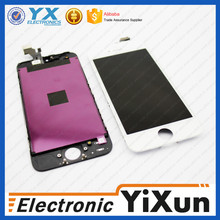 100% Guarantee mobile phone lcd display+ touch for apple iphone 5 5g promotion