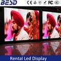 Indoor/Outdoor p3.91 led advertising board, dj booth led screen