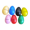 Musical Instrument Plastic Egg Shakers With