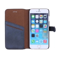 New hot sale for iphone 6 diamond luxury leather case