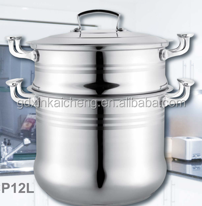stainless steel popular design couscous pot