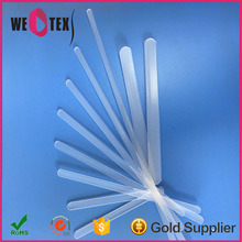 High flexible white and transparent bra plastic boning for corset