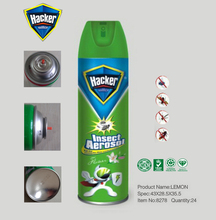 Factory direct supply mosquito aerosol spray
