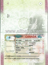 REQUIREMENT OF CANADA WORK PERMIT VISA