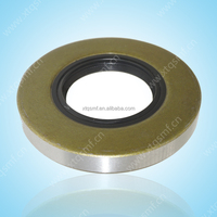 China supplier TB NBR double lip metal front cam shaft drive oil seal