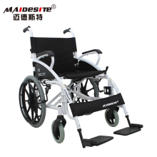 Cheap price disabled used folding lightweight manual wheelchair for sale