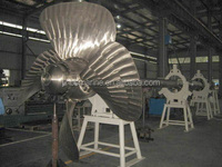 CCS Approved Four Blade Bronze Marine Controllable Pitch Propeller