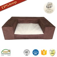 Square High Quality New Design Sofa Shape best large dog beds