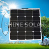 protable solar panel for mobile homes used 110w 50w panle solar