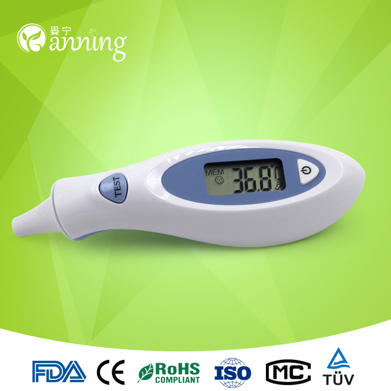 Brand new household type infrared thermometer,thermometer ear,probe digital infrared body thermometer