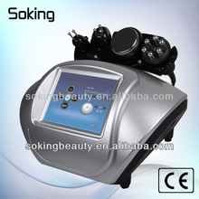 Ultrasonic cavitation RF slimming beauty machine for fat reducing body shaping
