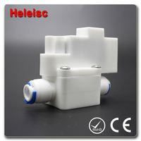Water dispenser solenoid valve electric water valve mass flow controller