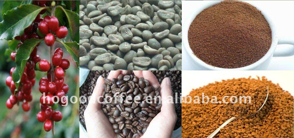 Factory Sell Spray Dried Instant Coffee