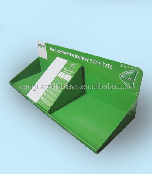 Corrugated Cardboard POP Display/Counter Display Unit/Counter Display Boxes